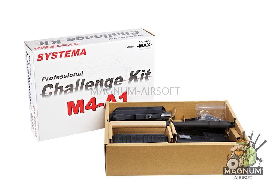 Systema PTW Challenge Kit CQBR-MAX Evolution (M150 Cylinder)