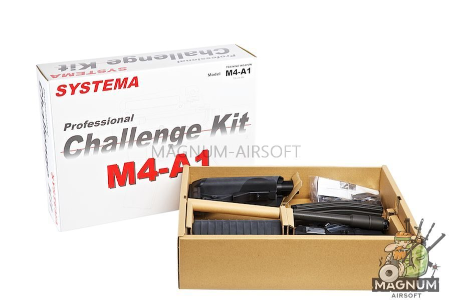 Systema PTW Challenge Kit M4-A1 Evolution (M90 Cylinder) (Free Shipping Deal)