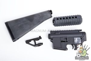 Systema PTW Challenge Kit M4-A1-SUPER MAX Evolution Fixed Stock-Version (M165 Cylinder) (Free Shipping Deal)