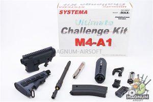 Systema Ultimatel Challenge Kit CQBR-MAX3 (M130) 2013 Ambidextrous Model