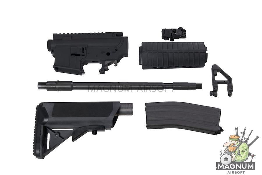 Systema Ultimate Challenge Kit M4-A1-SUPER MAX (M165) 2012 Slide stock-version