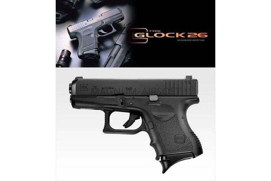 Tokyo Marui Glock26