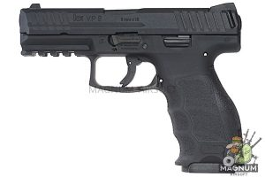 Umarex VP9 GBB Pistol - Black (by VFC)
