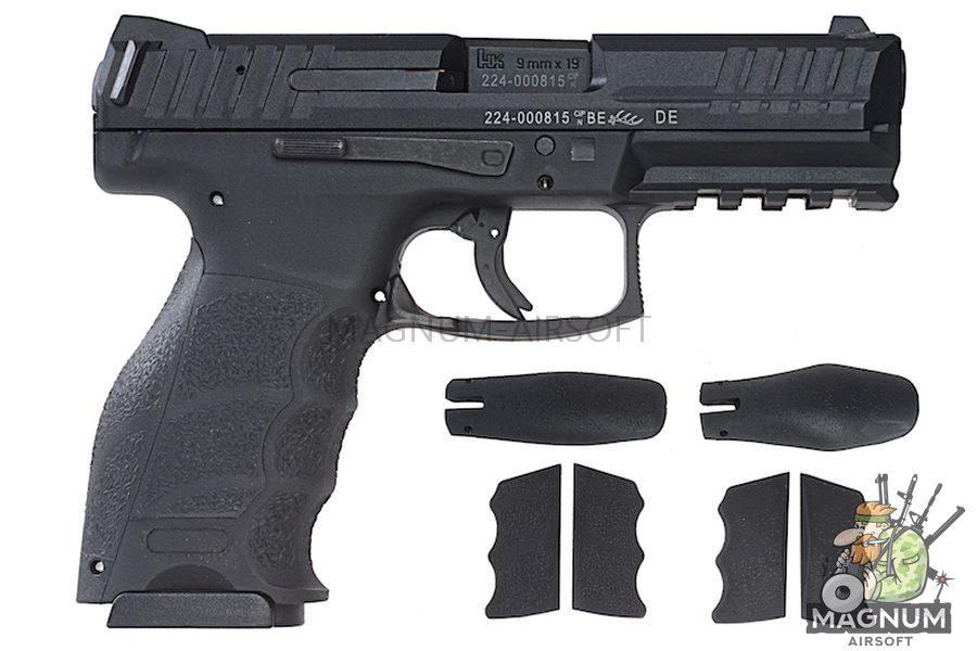Umarex VP9 GBB Pistol - Black (by VFC)