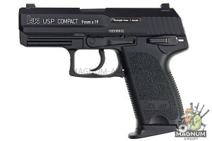 Umarex H&K USP Compact GBB Pistol (Black/ Licensed) (by KWA)