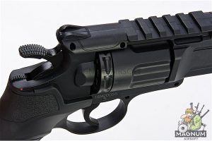 Umarex H8R Revolver 6mm CO2 Revolver - Black (by Wingun)