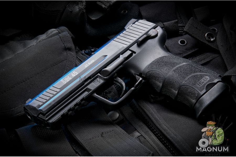 Umarex H&K HK45 (Asia Edition) (by KWA)