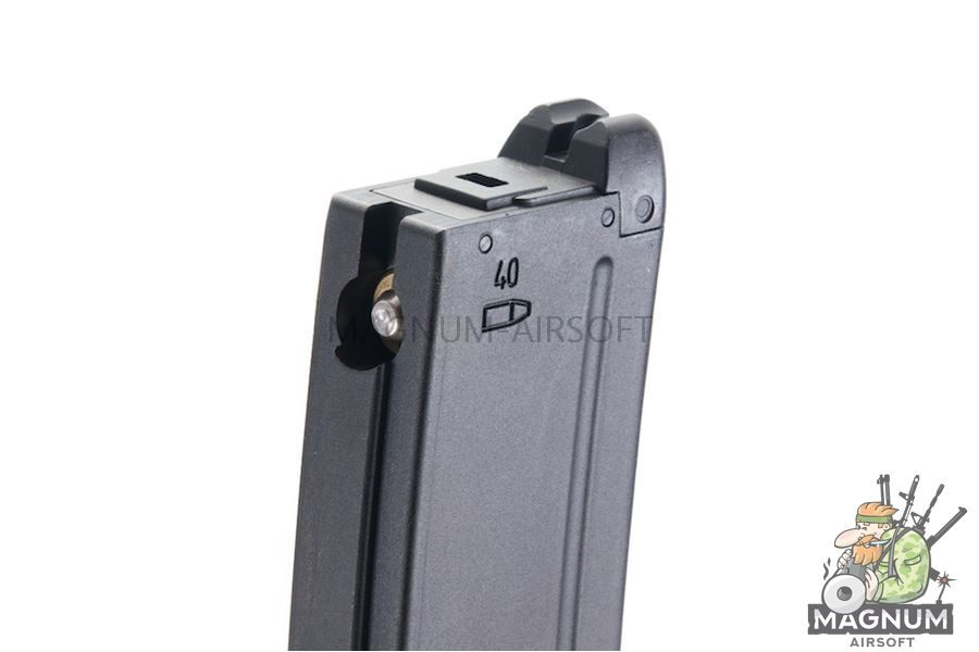 Umarex MP7 40 rds Gas Magazine (Asia Edition) (by KWA)