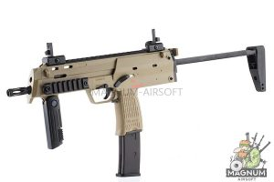 Umarex H&K MP7A1 GBB - TAN (Asia Edition) (by KWA)