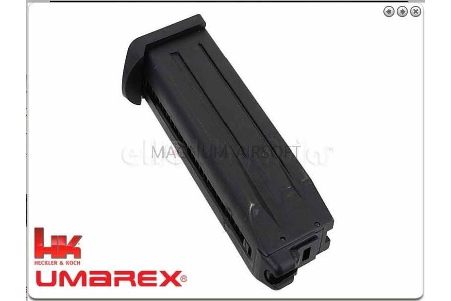 Umarex 29rd Magazine for H&K USP .45 MATCH GBB Pistol