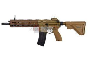 Umarex HK416 A5 GBBR - TAN (Asia Edition) (by VFC)