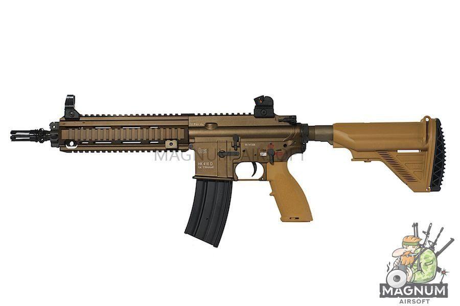 Umarex HK416 10.5 inch V2 AEG (TAN) (Asia Edition) (by VFC)