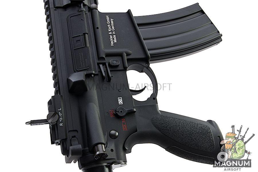 Umarex HK416 A5 AEG  (Asia Edition) - Black (by VFC)