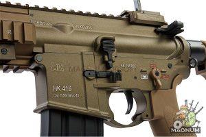 Umarex HK416 A5 AEG  (Asia Edition) - Tan (by VFC)