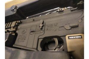VF1-LMK18M1-TN01 - Colt MK18 MOD 1 TAN