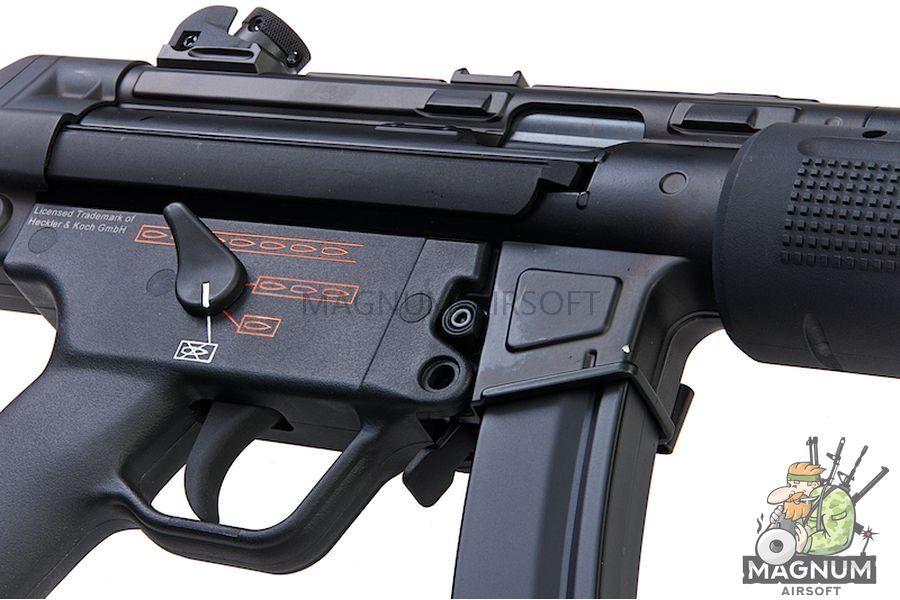 Umarex MP5A5 AEG - Zinc DieCasting Version (Asia Edition) (by VFC)