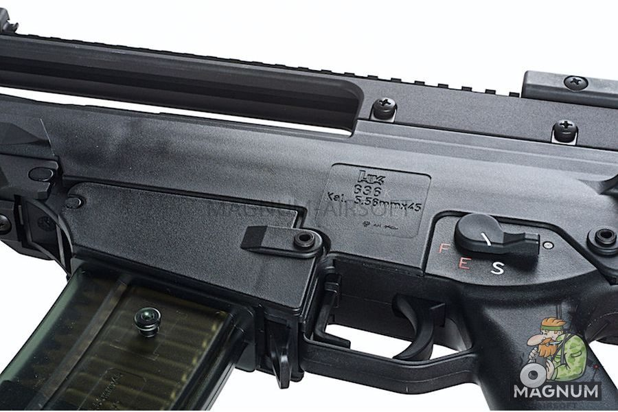 Umarex HK G36KSK V2 Limitedl Edition GBBR (Asia Edition) (by VFC)