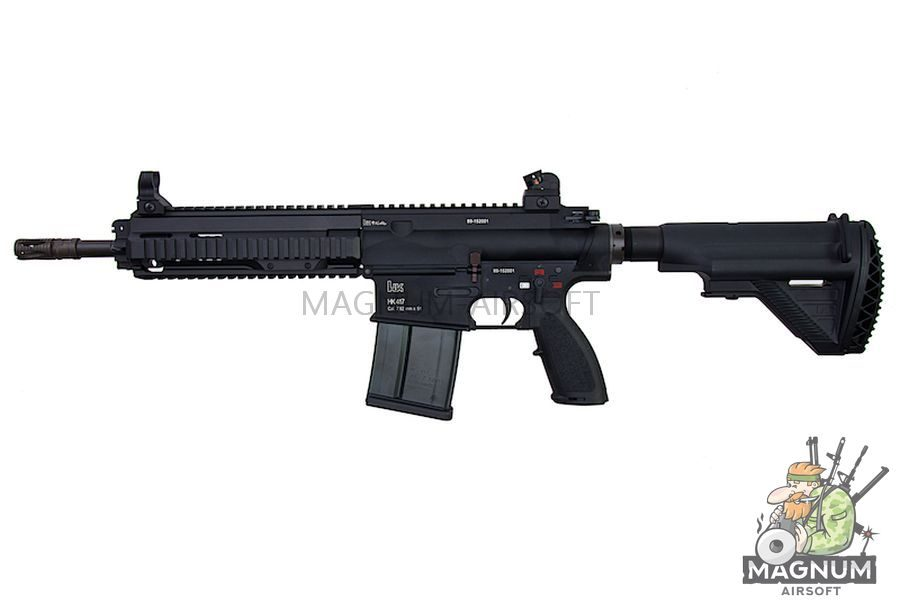 Umarex HK417 D Gas Blowback Rifle V2 (Asia Edition) (by VFC)