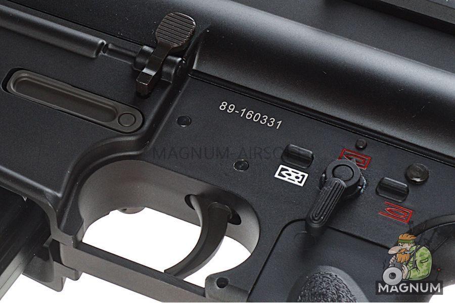 Umarex GRS Custom HK417 Limited Benghazi Edition GBBR V2 (Asia Edition) (by VFC)