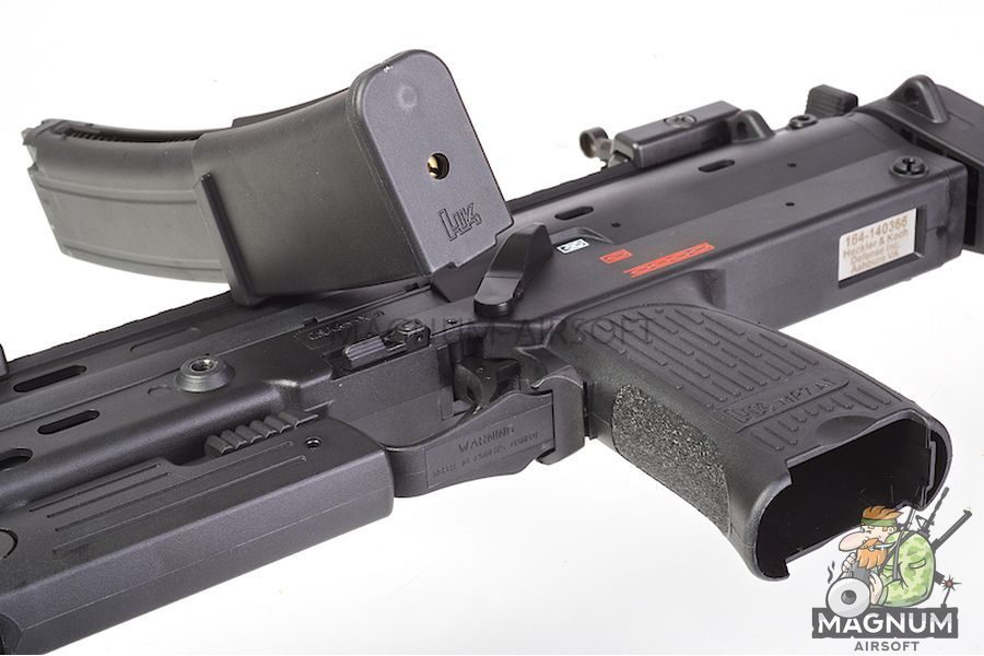 Umarex MP7 SMG GBBR V2 (Asia Edition) (by VFC)