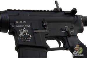 VFC KAC SR16 GBBR - DX (licensed by Knight's)