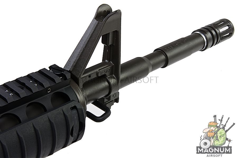 VFC KAC SR16M4 GBBR - DX / Fixed Stock (licensed by Knight's)