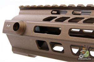 VFC SABER 8 inch M-Lok System for M4 AEG / GBBR - FDE