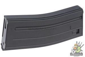 VFC 120rds Mid Cap Magazine for SCAR-L / M4 AEG (3pcs / Set) - Black