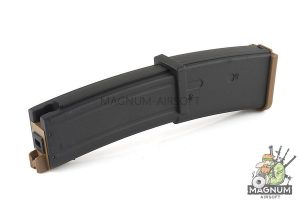 Umarex MP7 GBBR 40rds Magazine - TAN (Asia Edition) (by VFC)