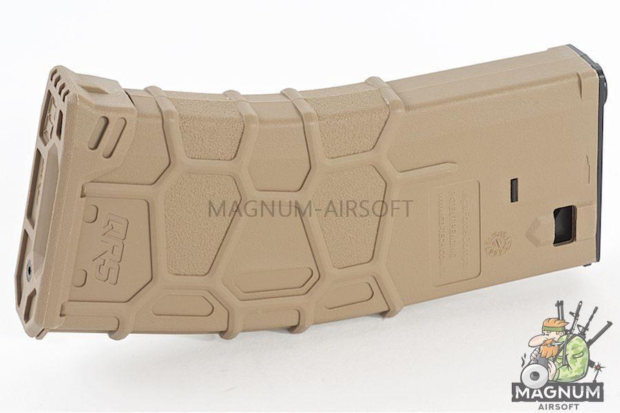 VFC QRS 120rds Mid-Cap Magazine for VFC / Avalon VR16 & M4 Series - FDE