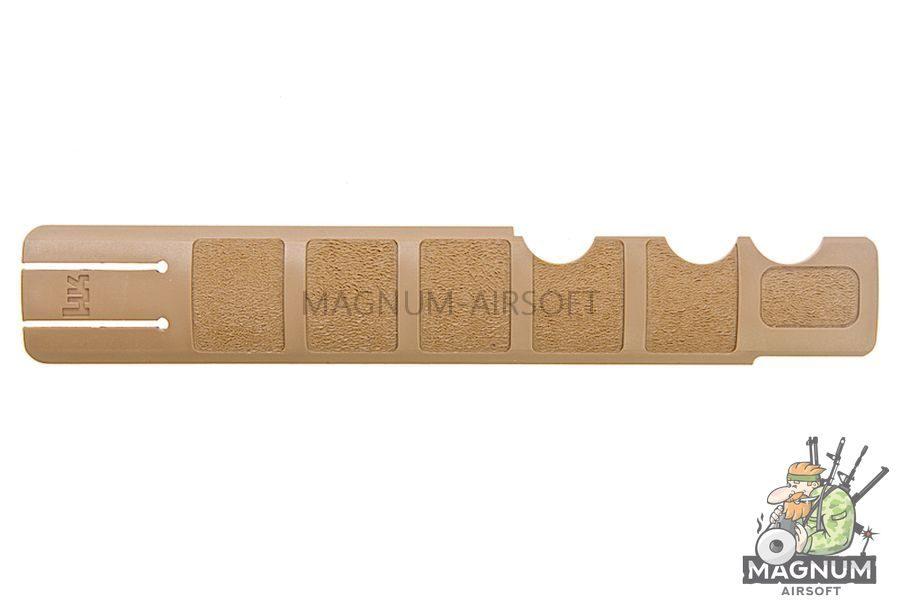 VFC HK Quad Rail Picatinny Rail Covers Right Side - Tan (RAL8000)