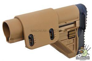 VFC G28 Stock for Umarex HK417 / G28 AEG / GBBR - Tan