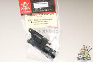 VFC V1911 Tactical Illuminator for Tokyo Marui M1911 Series