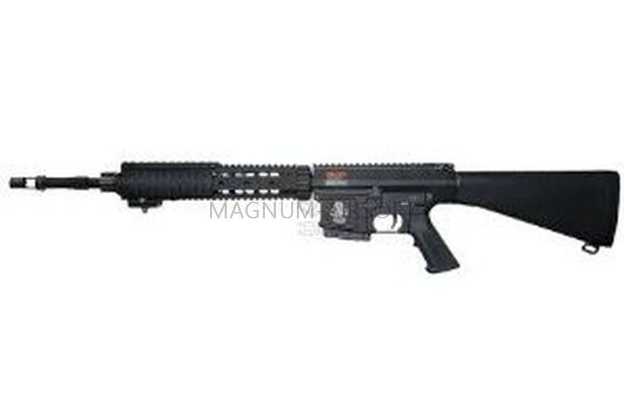 ВИНТОВКА G&G GR-25 SPR AEG, пластик, черный, RIS EGR-025-SPR-BNB-NCM