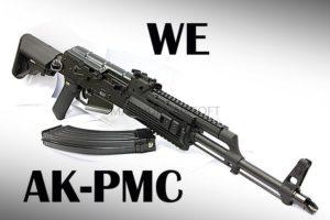 WE AK PMC