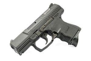 Пистолет WE WALTHER P99 COMPACT GBB, металл, WE-PX002-BK