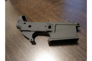 WE m16a1 GBB lower receiver