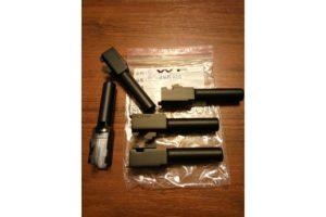 WE part #G-39outer barrel для Glock 26c