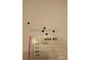 WE part # G-45 forwarde sight screw