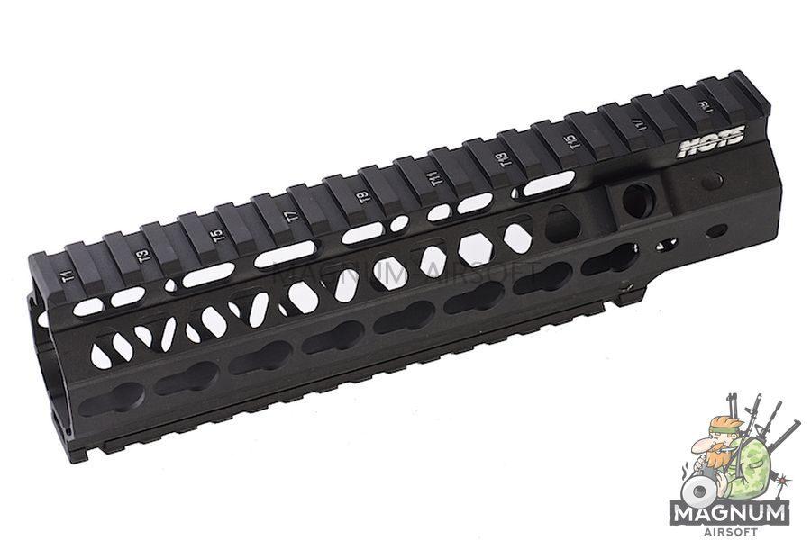 G&P GBB MOTS 8 inch Keymod for G&P GBB Metal Body & WA M4A1 Series - BK