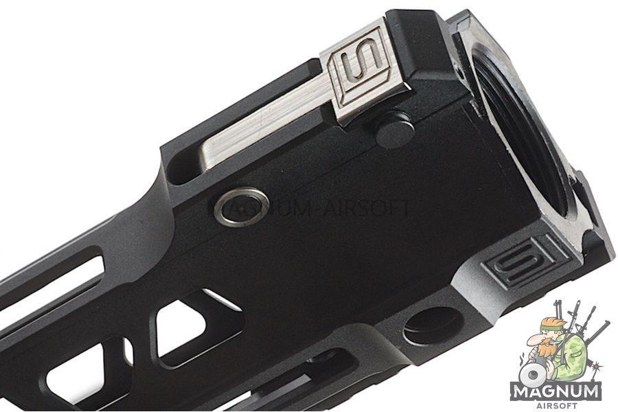 G&P GBB Short Railed Handguard with SAI QD System for WA M4A1 Series