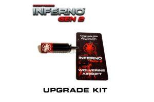 Wolverine Airsoft Inferno: GEN 2 Upgrade Kit for SMP or INFERNO gen 1