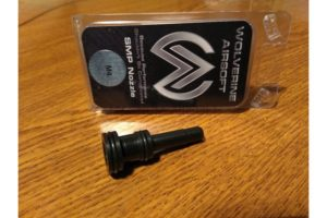 Wolverine Airsoft SMP nozzle for m4