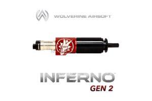 Wolverine GEN 2 INFERNO m249 Bluetooth