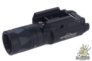 Surefire X300V LED Handgun or Long Gun Weapon Light (350 Lumens / 120mW IR) - White and IR Output (Black)
