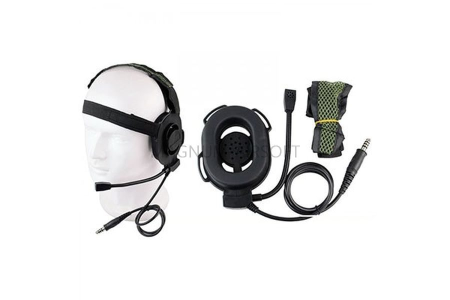 Гарнитура Z029-BK (Наушники с микрофоном) Bowman Evo III (Z-Tactical)