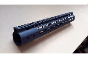 Цевье CNC Tri-Rails Barrel Mount-12 inches ZCAIRSOFT