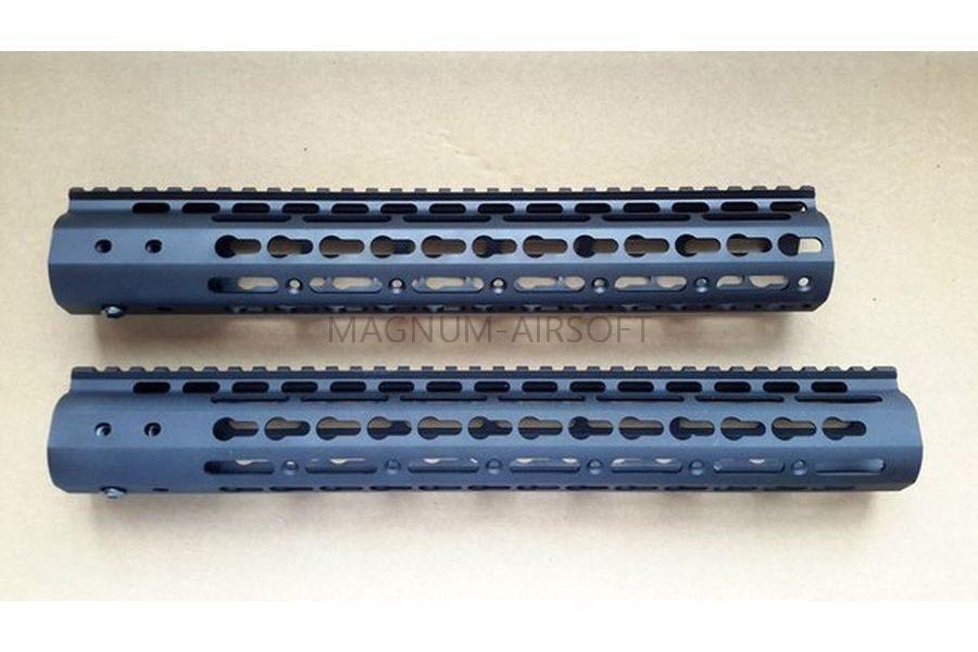 Цевье CNC Tri-Rails Barrel Mount-12 inches ZCAIRSOFT