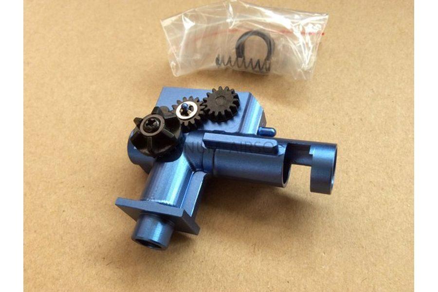 Камера Hop-Up ZC Airsoft алюминевая для М-серии (синяя)