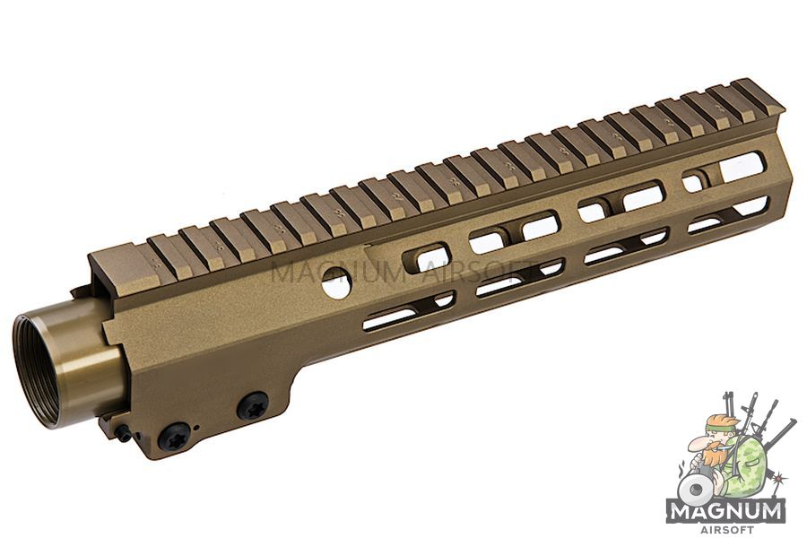 Купить Z-Parts MK16 M-Lok 9.3 Inch Rail For GHK M4 GBBR